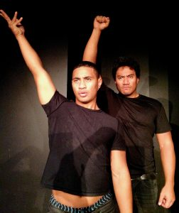 Beulah Koale and Fasitua Amosa, Black Faggot