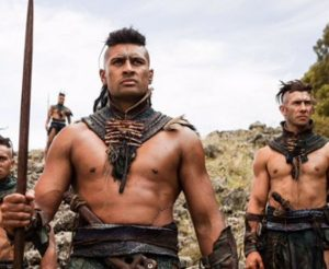 Te Kohe Tuhaka in The Dead Lands