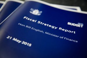 Fiscal Strategy Report, Budget 2015
