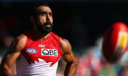 We should all salute Adam Goodes