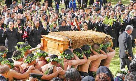 Tangihanga – A dying tradition