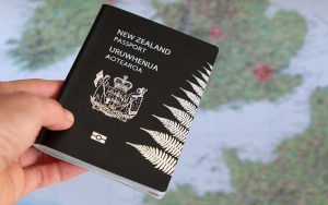 NZ passport