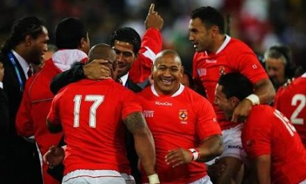 Tonga — an incubator for world rugby