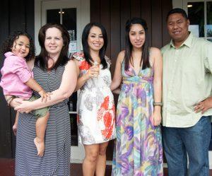 Single polynesian ladies
