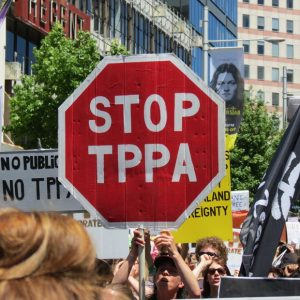 TPPA (Trans-Pacific Partnership Agreement) is a game changer