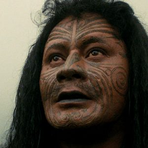 Anzac Wallace played Te Wheke in the film 'Utu'.