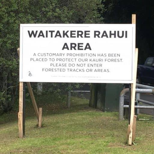 Waitakere Rāhui