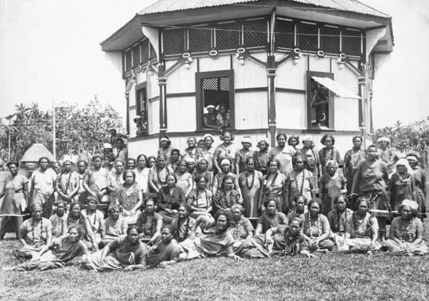 Remembering the women of the Mau movement in Samoa - E-Tangata