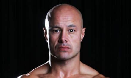 Monty Betham – and his one-punch Nana