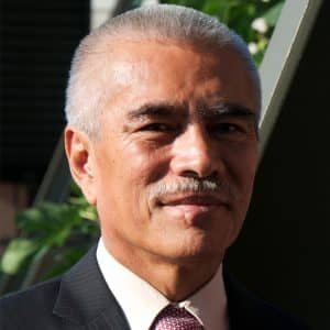 President of Kiribati, Anote Tong