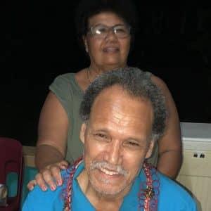 Jack and Telesia Chadwick, Goretti's parents