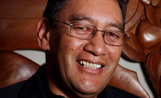 Hone Harawira: I'm not for pushing Pākehā into the sea