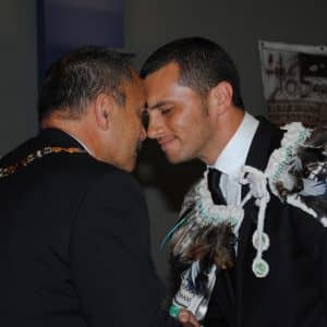 Receiving New Zealand Order of Merit (MNZM,) for services to music.