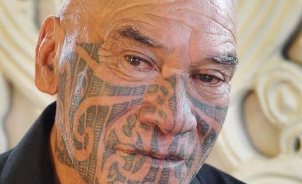 Kingi Taurua: Go and find a Pākehā name