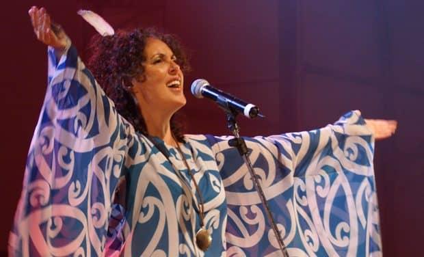 Māori music — and the red carpet
