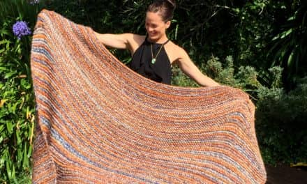 Nadine Millar: Knitting away my doubts