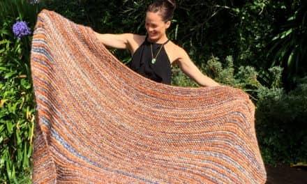 Nadine Millar: Knitting away my doubts