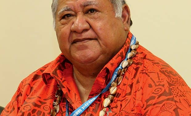Tuila'epa — 'the standout leader of his generation'