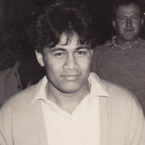 Victor's dad: Tafa Toa Leulua'i Ali'i Nikolao Fa'ata'ape
