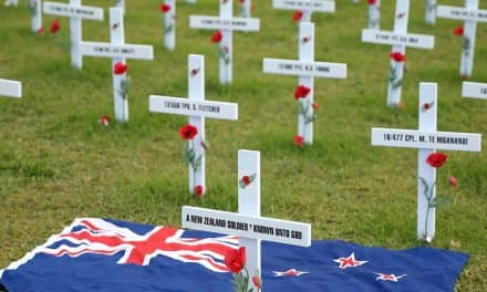 Māori veterans' support for the old flag is about nostalgia