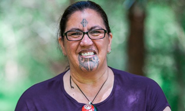 Leonie Pihama: Let's start by returning the Waitara land