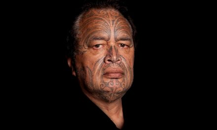 Joe Harawira: Healing the world through story