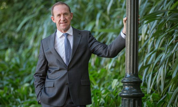 Andrew Little: Stepping aside — and forward