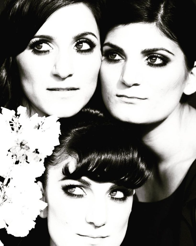The Sami Sisters