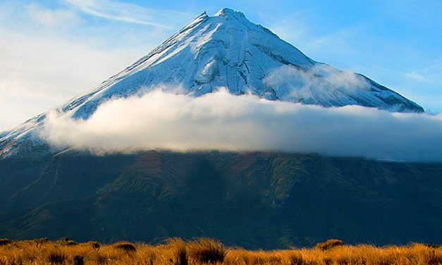 Rachel Buchanan: Ko Taranaki Te Maunga