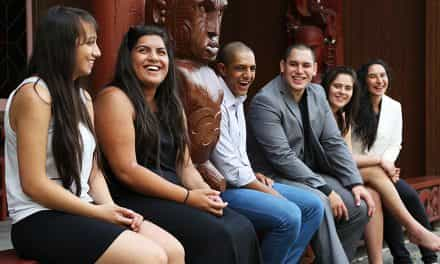I help Māori students grow their dreams