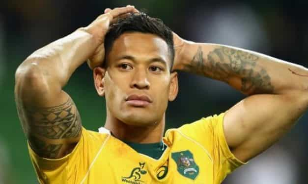 Israel Folau's demise is also partially ours