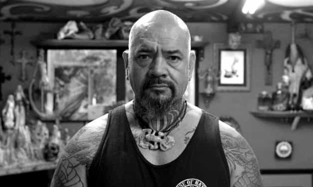 Gordon Toi: A top gun in tā moko
