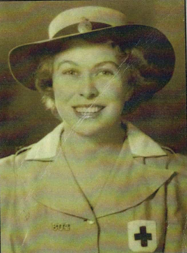 Sergeant Jean Pynor, Australian Army Medical Women's Service