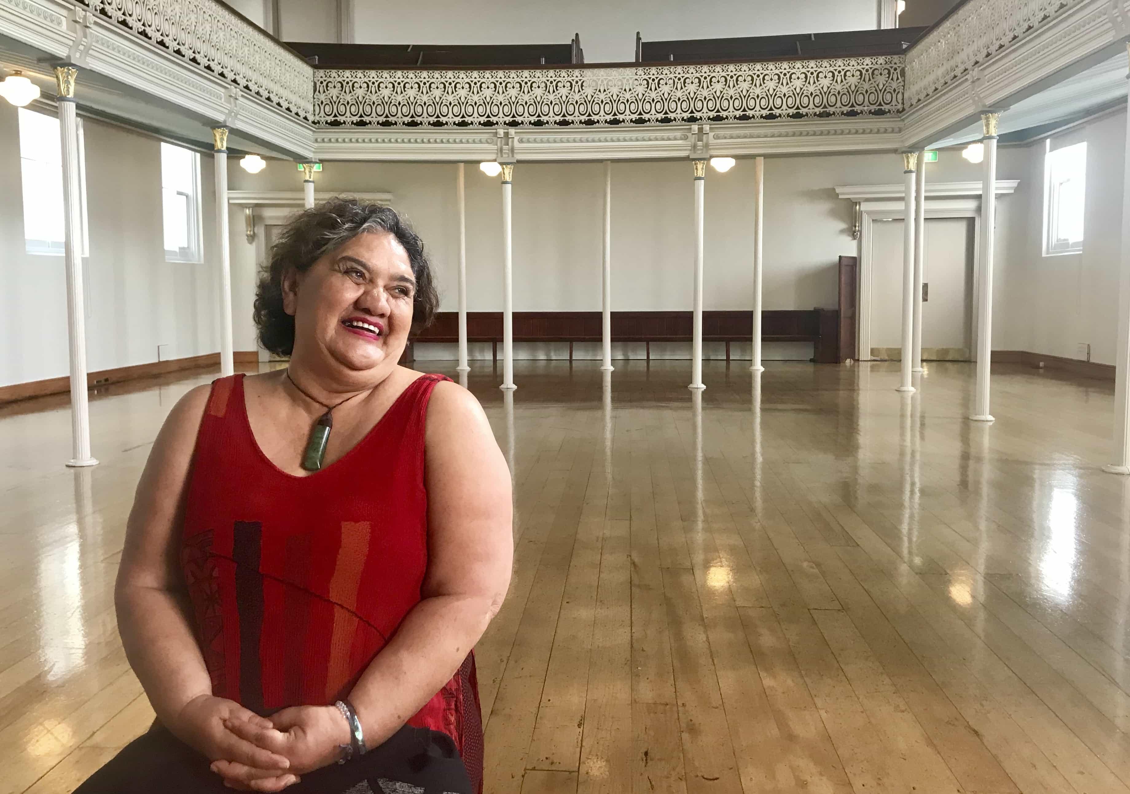 Ella Henry, negotiator for Ngāti Kahu ki Whangaroa.