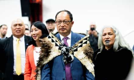 Meng Foon: A journey in te ao Māori