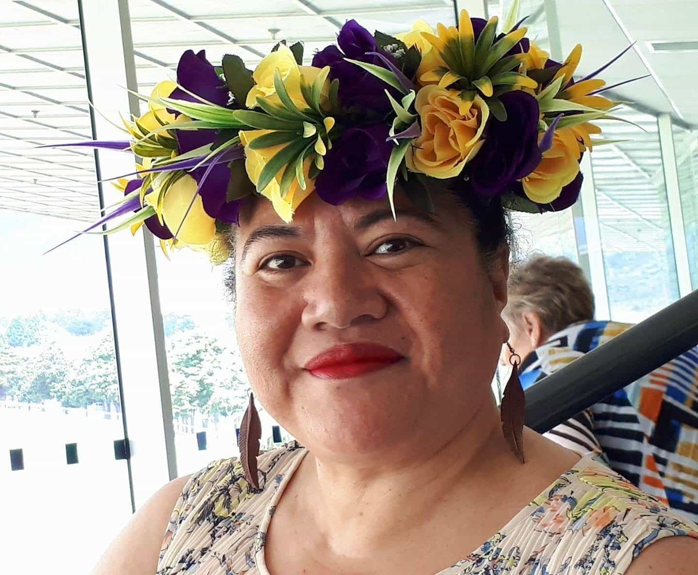 Moera Tuilaepa-Taylor, manager of RNZ Pacific