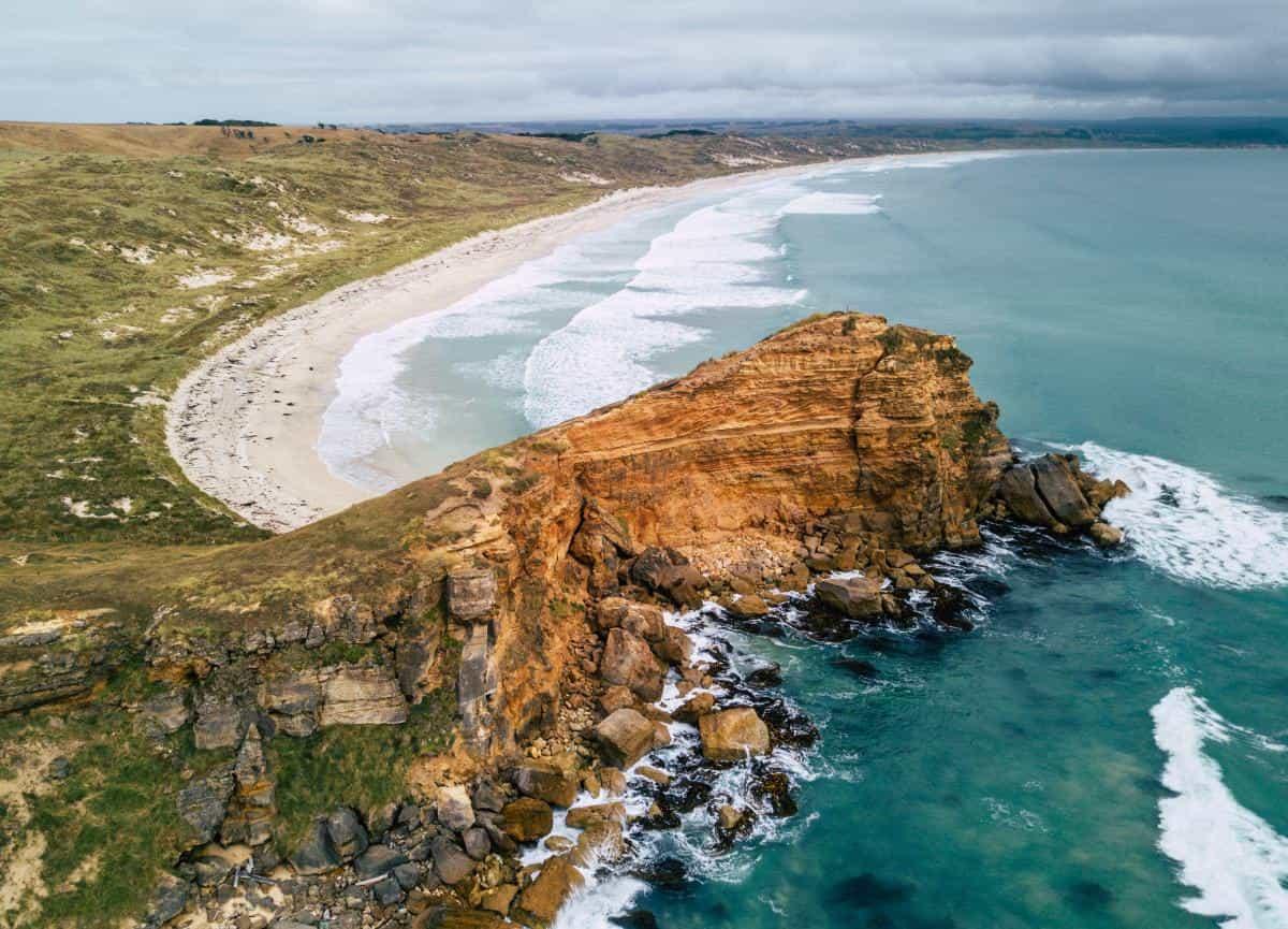 Rēkohu/Wharekauri/Chatham Island (Photo: Hokotehi Moriori Trust)