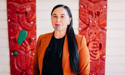 Debbie Ngarewa-Packer: Taking on the world from Pātea