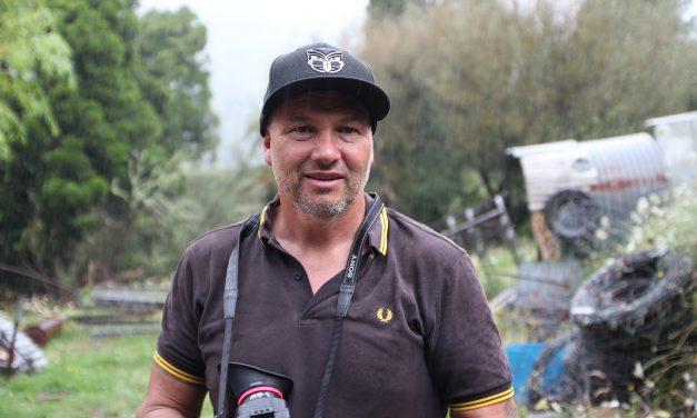 Tim Worrall: Tūhoe storyteller
