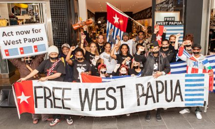 What about West Papua?