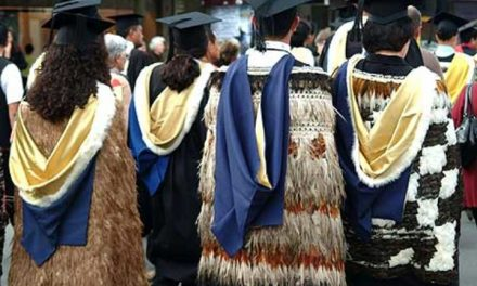 'At uni, we're expected to be good, quiet Māori'