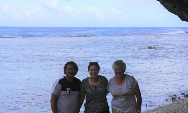 Telling Niue climate change stories in Niue ways