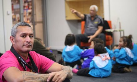 Keeping Māori storytelling alive