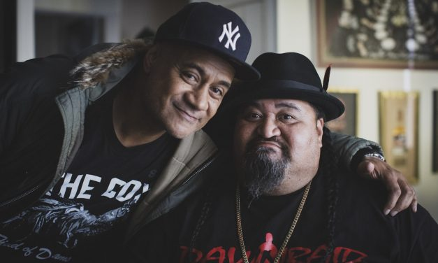 Dawn Raid — born in South Auckland