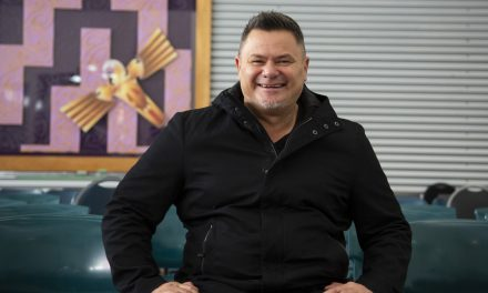 Tony Kemp: In search of te ao Māori