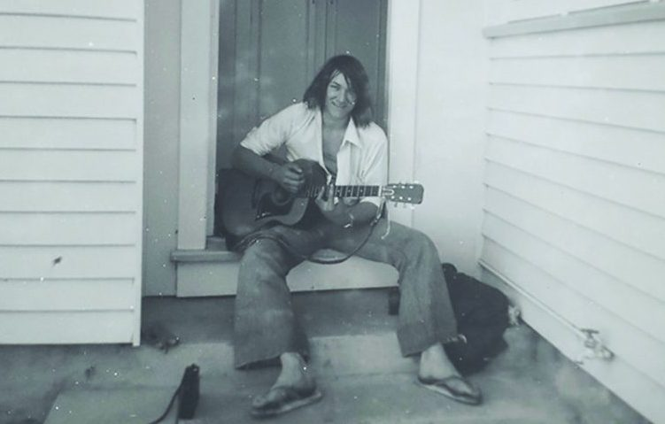 Mark Solomon some time in the early 1970s.