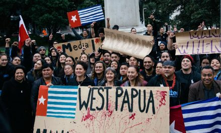 West Papua: 'We want our country back'